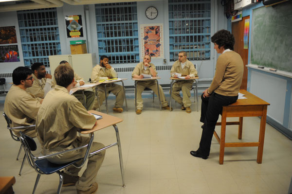 The Importance of Higher Education in Prisons