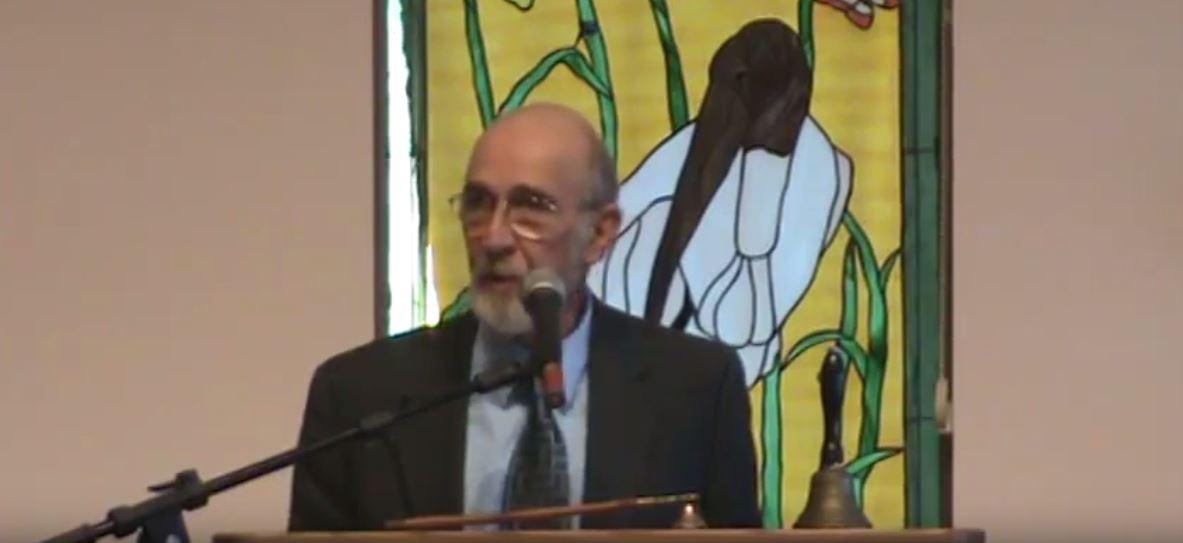 John Mandala Speaks at Friendship Fellowship of Pineda